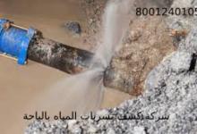 Photo of شركة كشف تسربات المياه بالباحة 8001240105