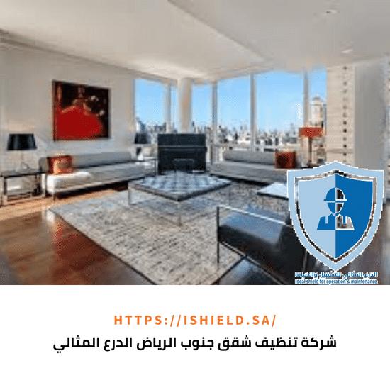 شركة تنظيف شقق جنوب الرياض