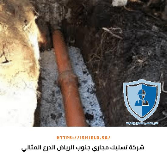 شركة تسليك مجاري جنوب الرياض